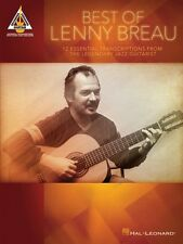Best of Lenny Breau Sheet Music Guitar Tablature Book NEW 000141446