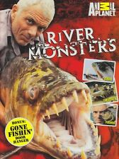 River Monsters (Animal Planet) by Thea Feldman