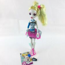 Monster High Doll Dot Dead Gorgeous Lagoona Blue Outfit Shoes Dress Phone lot