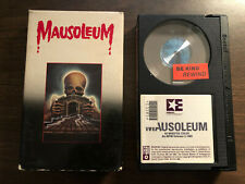 MAUSOLEUM - BETA RARE - 1983 Marjoe Gortner - HORROR - EMBASSY