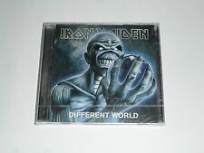 IRON MAIDEN Rare CD Promo (Metallica AC DC Judas Priest Def Leppard) Mint sealed
