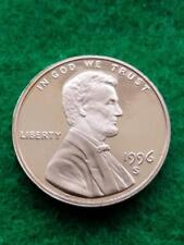 1996-S  Uncirculated Lincoln cent/penny **Free ship**