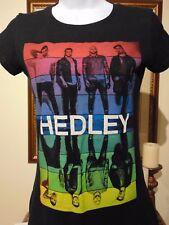 Hedley Wild Live Women's small tour shirt Small