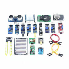 16 Pcs / Lot Raspberry Pi 3 & Raspberry Pi 2 Model B Sensors Module Package