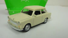 Welly 1:60 Trabbi Trabant Series Limousine beige in OVP (A604)