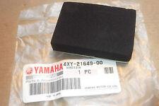 YAMAHA XVZ13  YZF-R6  R6  GENUINE REAR FENDER / COWLING DAMPER - 4XY-21649-00