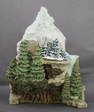 Goebel Bavarian Alps Display Olszewski 993-D 1991 Original Box Mountains