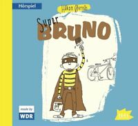 SUPER BRUNO - OVREAS,HAKON, HÖRSPIEL   CD NEU