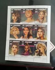 Madonna St.Vincent Stamps with COA