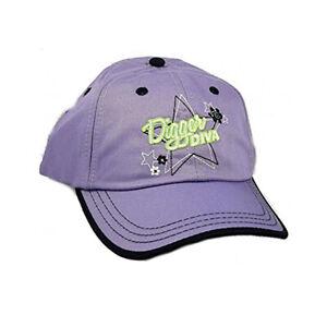 Caterpillar Digger Diva Cap Purple Girls youth CAT Hat