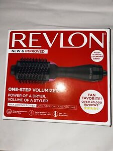 Revlon RVDR5222MNT 1100W Hair Dryer and Volumizer Hot Air Brush - Mint