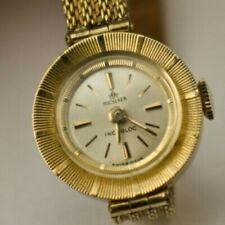 BUCHERER Swiss Made 17J Mechanical Incabloc Ladies Watch 1950's