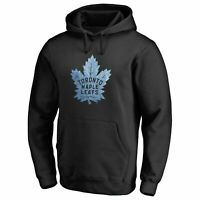 Fanatics - NHL Men's Toronto Maple Leafs Pond Hockey Black Hoody