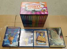 Monty Python Mega Set + Holy Grail + Brian + Meaning Life Blu ray DVD Excellent