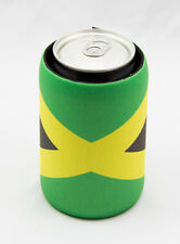 Jamaica Flag Design Can Cooler