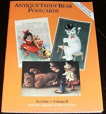 Old Teddy Bear Postcards 27 Reproduction postcards ,Greetings, Humor, Holidays