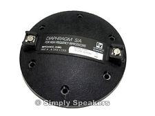 Ev Variplex B Ts550D-Lx Diaphragm Factory Electro-Voice 8 ohm Horn Driver Part