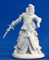 1 x DAMIEL ALCHEMIST ICONIC - BONES REAPER figurine miniature d&d rpg jdr 89010