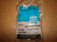 NOS GM escutcheon nuts Camaro Nova Chevlle Impala 68-76 03957093
