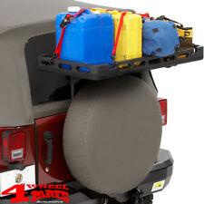 Hecktür Halter Montagekit Lastenträger Reserverad Bestop Jeep Wrangler 07-18
