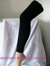 LINGERIECOLLANT SANSPIEDS/LEGGING SMODELANT FEMME 80D GOUSSET RENFORTDOS NOIR 2
