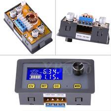 Adjustable 5A Step-Down Buck LCD Digital Power Supply Module 6V-32V to 0-32V zhn