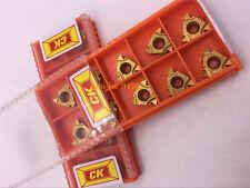 10pcs  3/8'' 16 ER AG60 16ERAG60 Carbide Threading Insert 16ERAG60 SER SEL SNR