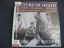 Chet Baker & Art Pepper, PICTURE OF HEALTH, le japon CD mini LP, TOCJ - 9332, Super Bit