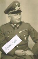 General Oberhäußer Pz- Nachrichtenführer Heeresgruppe Mitte Katyn-Prozeß-Zeuge