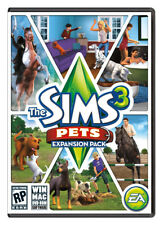 The Sims 3 Pets Expansion Pack Windows Mac Computer Game -- Trusted eBay Seller