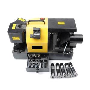 WOO 240V Complex Grinder Milling Cutter Drill Sharpener Ends Grinding Machine X6