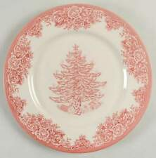 Royal Stafford CHRISTMAS TREE RED Dinner Plate 11527530
