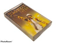 ALPHA BLONDY - PARIS BERCY LIVE 2000 - K7 AUDIO TAPE CASSETTE REGGAE - RARE!!!