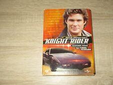 Knight Rider - Staffel/Seasonl 4 - Serie - 6-DVD-Box