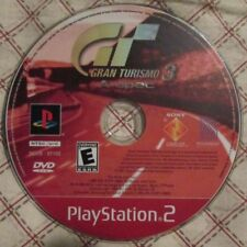 Play Station 2 PS2 Gran Turismo 3 A-Spec (Disc only)