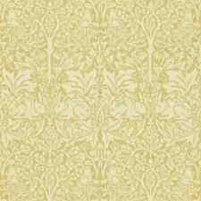 2 Rolls  DMORBR104 210412  William Morris BRER RABBIT Gold Wallpaper