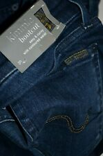 "NEW 7 FOR ALL MANKIND KIMMIE Swarovski BOOTCUT JEANS womens size 30 34""leg uk 12"