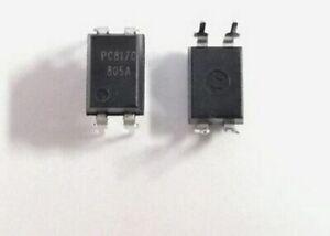 5 PEZZI fotoaccoppiatore optoisolatore PC817 Spedizione prioritaria