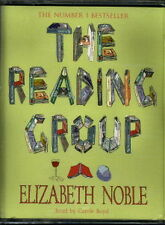 Audio book - The Reading Group by Elizabeth Noble   -   Cass   -   Abr