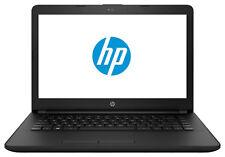 "HP 14-bs057sa 14"" Laptop - Black"