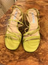 Enzo Angioiini Womens Sandals Size 10M