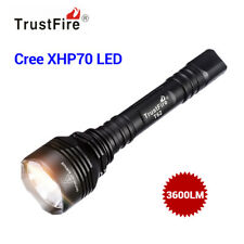 TrustFire 3600Lumen Strong Hunting Rescue Flashlight Torch Floodlight Waterproof