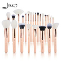 Jessup Makeup Brushes Set Face Power Cosmetic Blush Eyeshadow Blending Tool