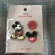 Disney Mickey Mouse Enamel Trading Pins   Set 2   New/Sealed   Ships Free