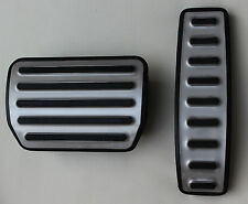 Audi q7 4l original pedales pedalset pedal tapas v12 nuevo pedal cover pads Caps