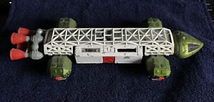 DINKY 359 EAGLE TRANSPORTER SPACE 1999 WHITE & GREEN VINTAGE GERRY ANDERSON