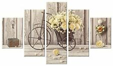 Quadro Vogue World 100x150 cm Yellow Roses Vezzani