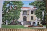 C 1940 St Elmo Historic Home - Columbus Georgia Postcard