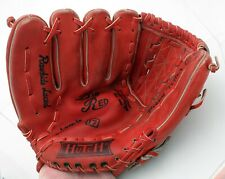 Hutch baseball glove BIG RED Bobby Teeter 1970s vintage leather LHT