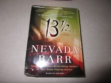 13 1/2 Abridged audio book on CD by NEVADA BARR - Brand New - 5 CDs / 5 Hours